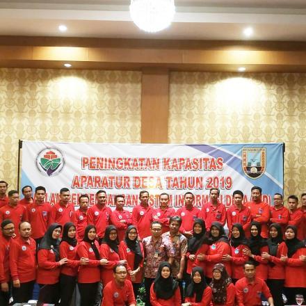 27 Desa di Kecamatan Rembang Ikuti Pelatihan SID